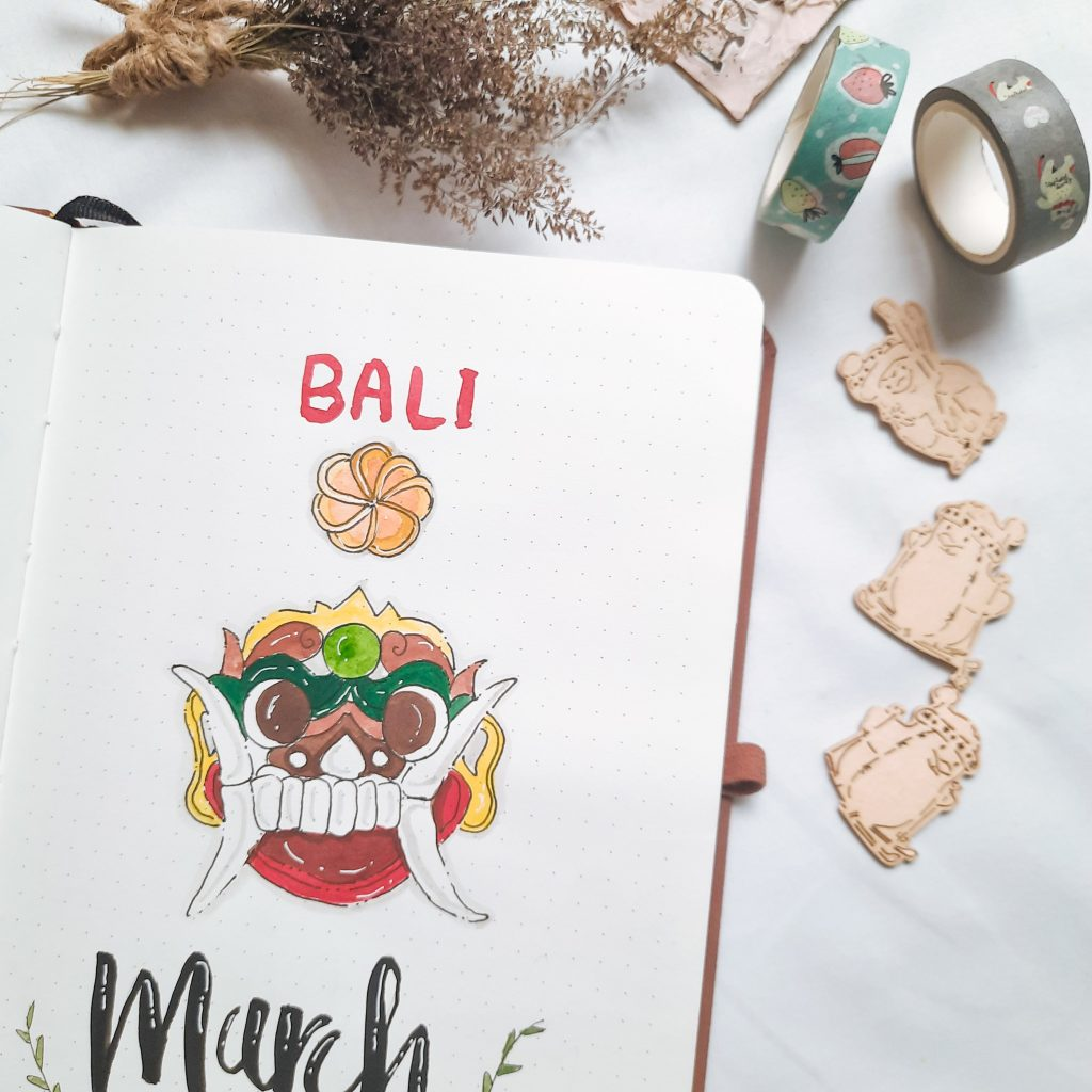 bali-themed-cover-page